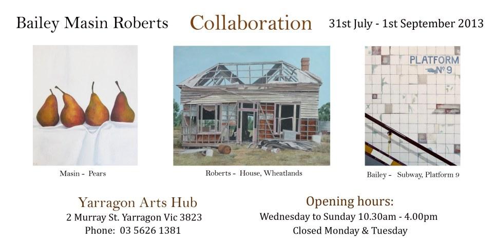 Collaboration - Bailey Masin Roberts