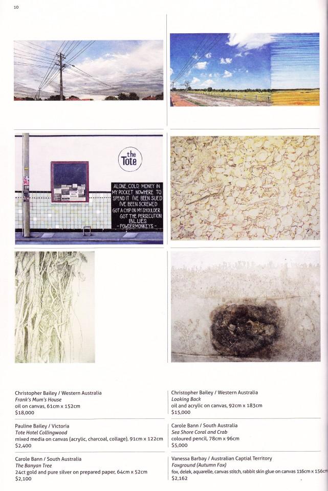 Fleurieu Art Prize 2013 Catalogue