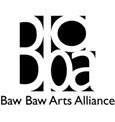 Baw Baw Arts Alliance Logo