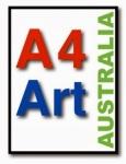 A4ArtAustraliaLogo