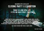 Melbourne Arts Club Gallery Closing Party