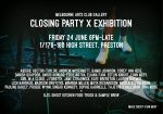 Melbourne Arts Club Gallery Closing Party