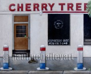 Cherry Tree Hotel_50 x 40cm_2013