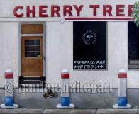 Cherry Tree Hotel_50 x 40cm_2013