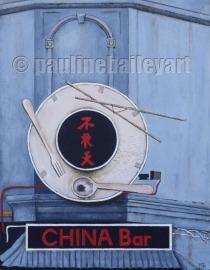 China Bar_35 x 45cm_2017