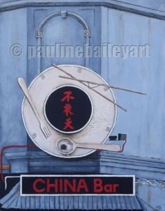 China Bar_35 x 45cm_2017