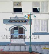 Gatwick Hotel_80 x 90cm_2012