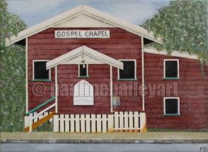 Gospel Chapel_40 x 30cm_2015
