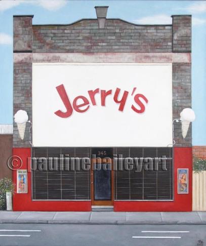 Jerry's Milkbar_76 x 91cm_2012