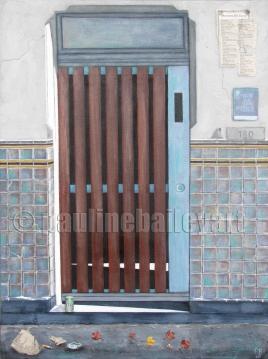 Kerr St. Corner_50 x 70cm_2010