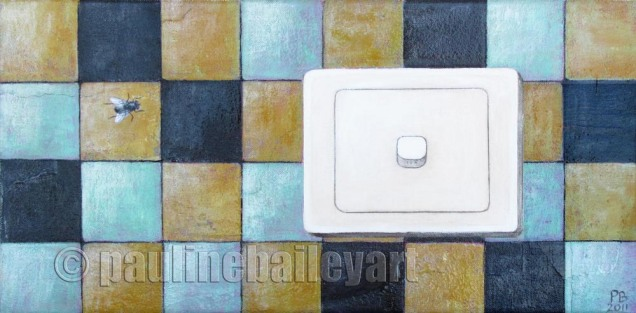 Kitchen Study Lightswitch 2_40 x 20cm_2011