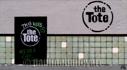 Long Live The Tote_23 x 13cm_2014