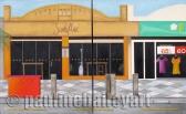 Santa Ana Acland Street_122 x 76cm_2012