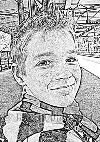Shane_21 x 30cm_2009