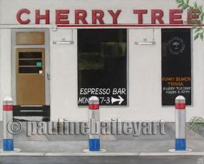 The Cherry Tree_75 x 60cm_2013