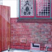 Yarram Pub 11 am_50 x 50cm_2010