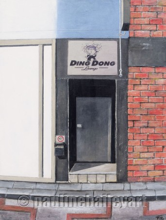 Ding Dong Lounge_23 x 30cm_2018