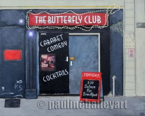 The Butterfly Club_61 x 51cm_2018