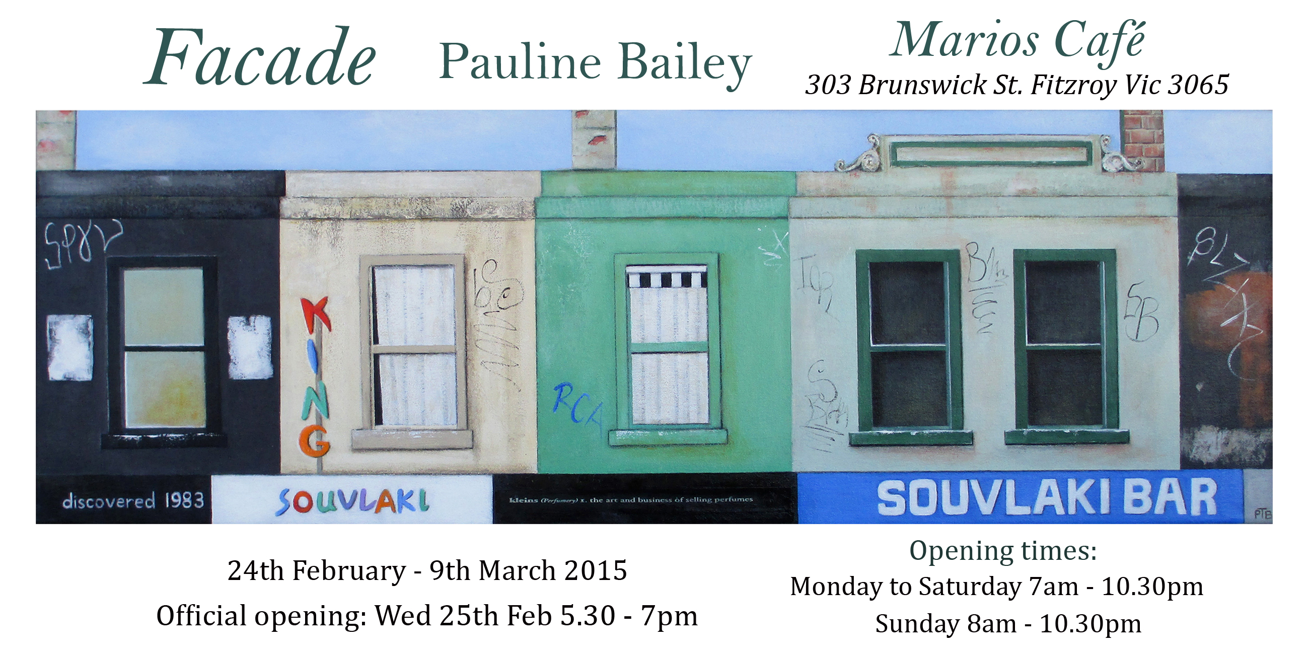 Facade_Pauline Bailey
